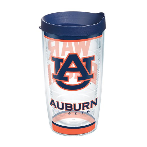 Auburn 16 oz. Tervis Tumblers - Set of 4 - Image 1