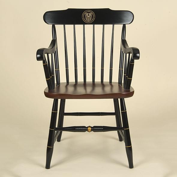 Cornell University Captain's Chair by Hitchcock