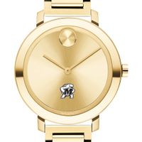 University of Maryland Women's Movado Gold Bold 34