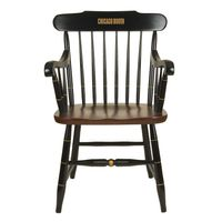 Chicago Booth Captain's Chair by Hitchcock