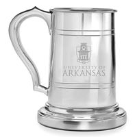 University of Arkansas Pewter Stein