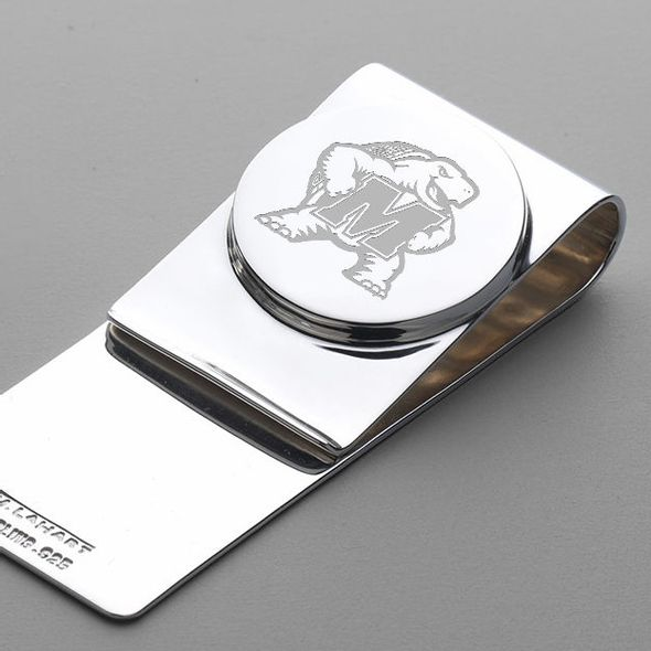 Maryland Sterling Silver Money Clip - Image 2