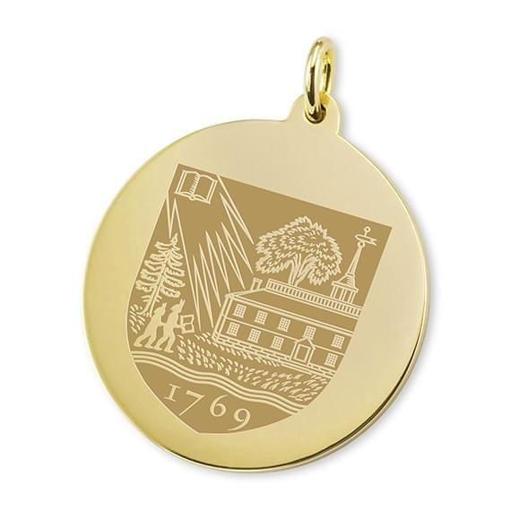 Dartmouth 14K Gold Charm