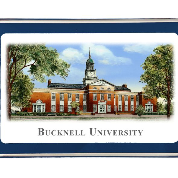 Bucknell Eglomise Paperweight - Image 2