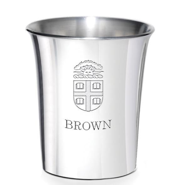 Brown Pewter Jigger - Image 2