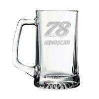 Martin Truex Jr. 25 oz Beer Mug