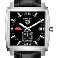 University of Mississippi TAG Heuer Monaco with Quartz Movement for Men