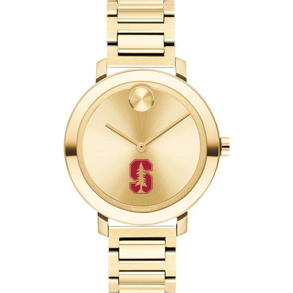 Stanford University Women's Movado Gold Bold 34 - Image 2