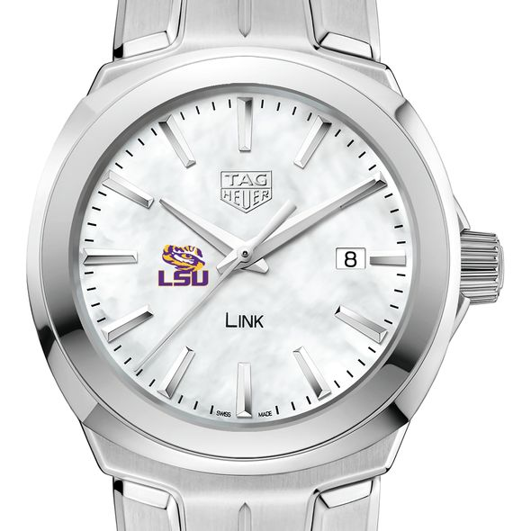 Louisiana State University TAG Heuer LINK for Women