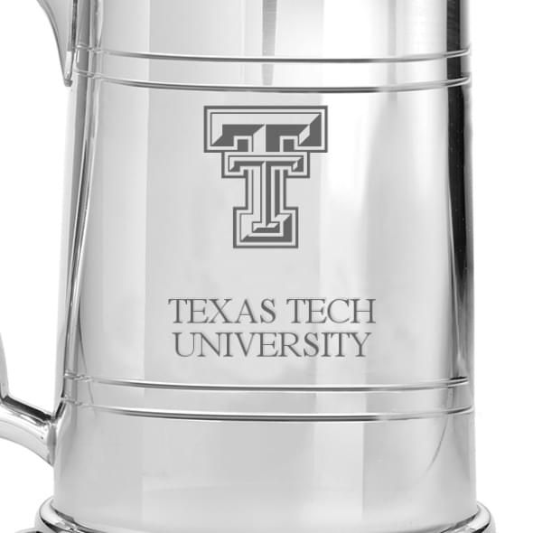 Texas Tech Pewter Stein - Image 2