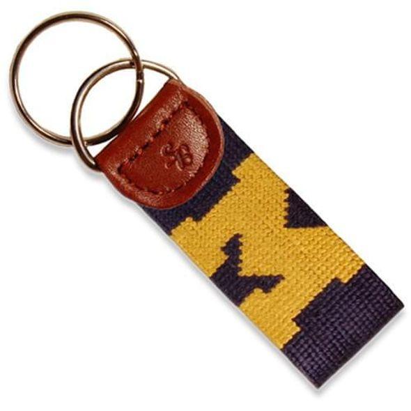Michigan Cotton Key Fob