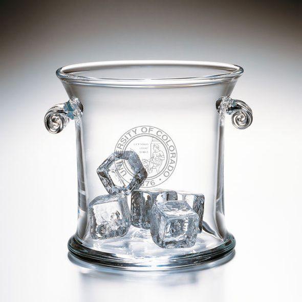 Colorado Glass Ice Bucket by Simon Pearce - Image 1