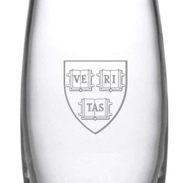 Harvard Glass Addison Vase by Simon Pearce - Image 2