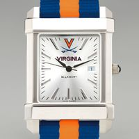 University of Virginia Collegiate Watch with NATO Strap for Men