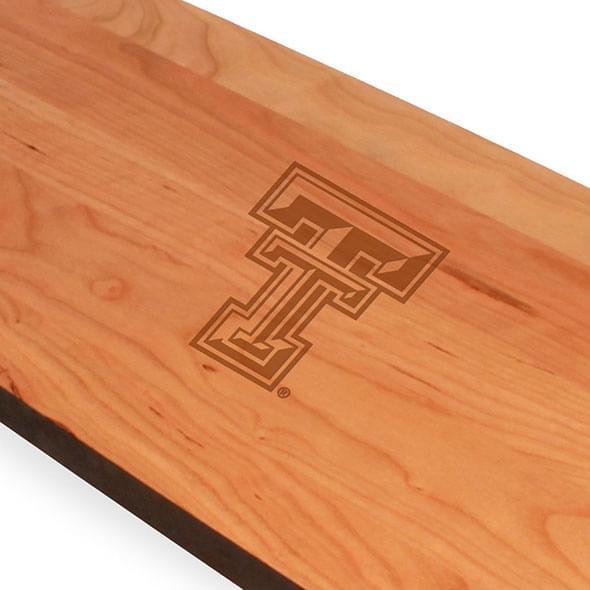 Texas Tech Cherry Entertaining Board - Image 2