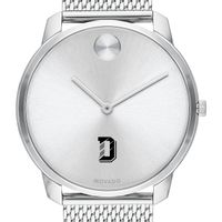 Davidson College Men's Movado Stainless Bold 42