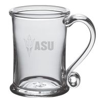 Arizona State Glass Tankard by Simon Pearce