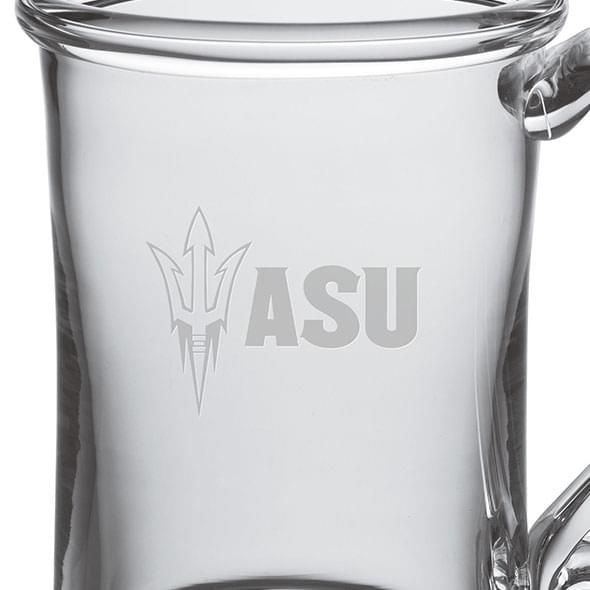 Arizona State Glass Tankard by Simon Pearce - Image 2