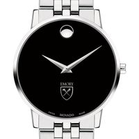 Emory University Men's Movado Museum with Bracelet