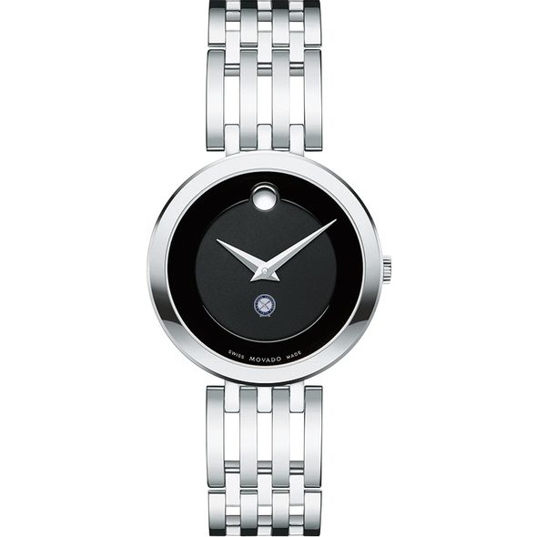U.S. Naval Institute Women's Movado Esparanza Stainless Steel Museum with Bracelet - Image 2