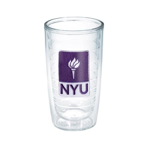 NYU 16 oz. Tervis Tumblers - Set of 4