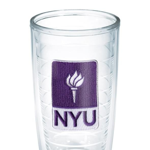 NYU 16 oz. Tervis Tumblers - Set of 4 - Image 2