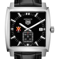 Virginia Military Institute TAG Heuer Monaco with Quartz Movement for Men