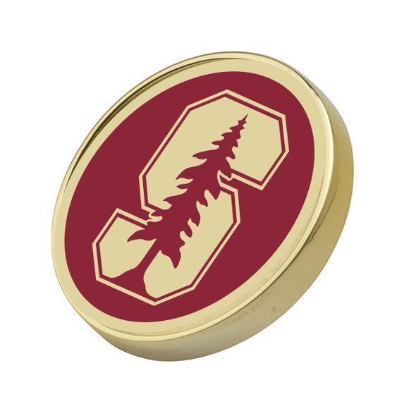 Stanford University Enamel Lapel Pin
