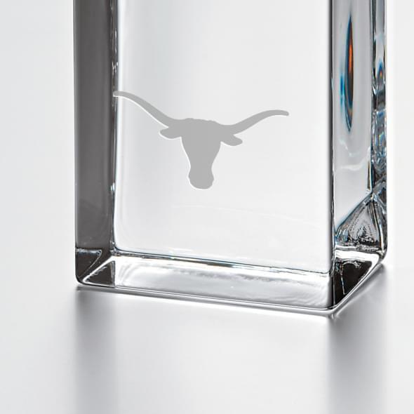 Texas Tall Desk Clock by Simon Pearce - Image 2