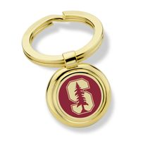 Stanford University Enamel Key Ring