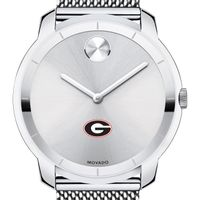 University of Georgia Men's Movado Stainless Bold 44