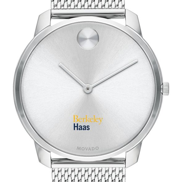 Haas School of Business Men's Movado Stainless Bold 42