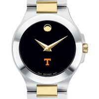 Tennessee Women's Movado Collection Two-Tone Watch with Black Dial