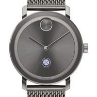 U.S. Naval Institute Men's Movado BOLD Gunmetal Grey with Mesh Bracelet