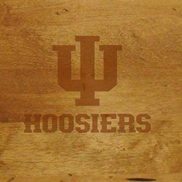 Indiana University Round Bread Server - Image 2