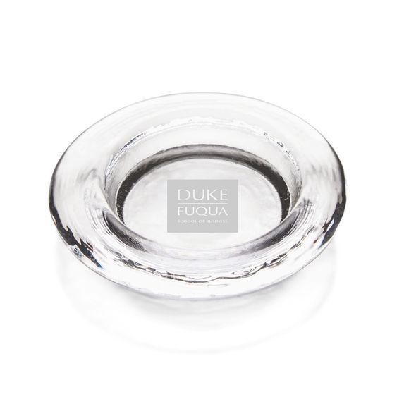 Duke Fuqua Glass Wine Coaster by Simon Pearce