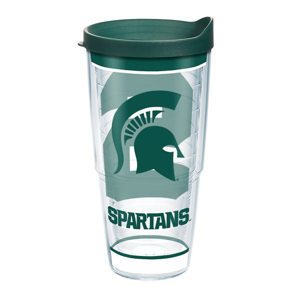 Michigan State 24 oz. Tervis Tumblers - Set of 2