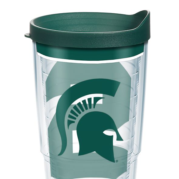 Michigan State 24 oz. Tervis Tumblers - Set of 2 - Image 2