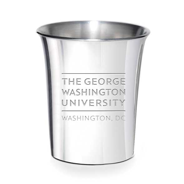 George Washington Pewter Jigger