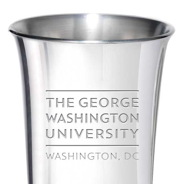 George Washington Pewter Jigger - Image 2