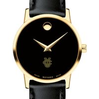 UC Irvine Women's Movado Gold Museum Classic Leather