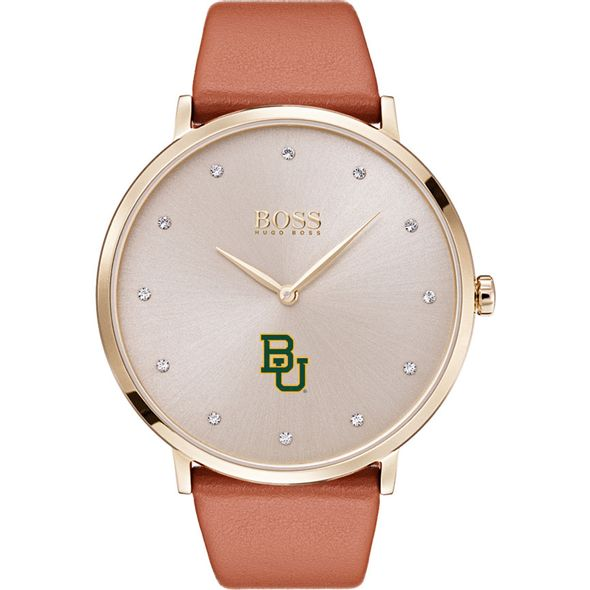 Baylor University Women's BOSS Champagne with Leather from M.LaHart - Image 2