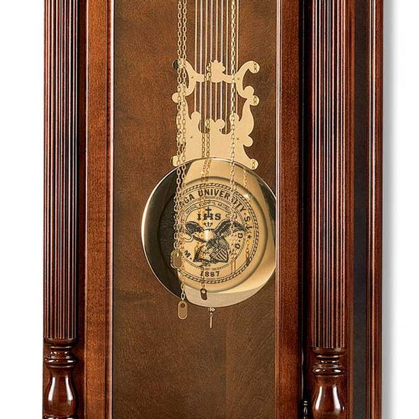 Gonzaga Howard Miller Grandfather Clock - Image 2
