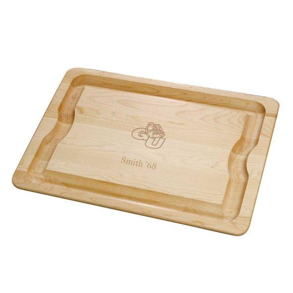 Gonzaga Maple Cutting Board