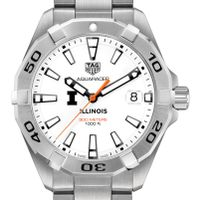 University of Illinois Men's TAG Heuer Steel Aquaracer