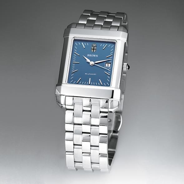Brown Men's Blue Quad Watch with Bracelet - Image 2