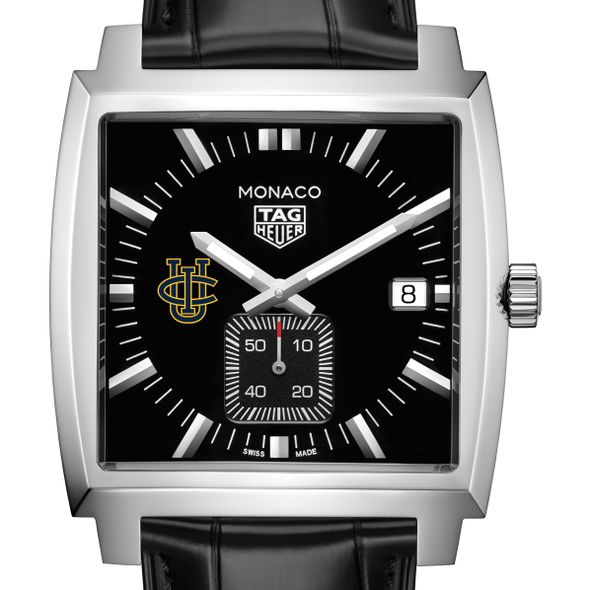UC Irvine TAG Heuer Monaco with Quartz Movement for Men