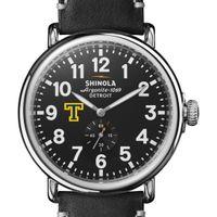 Trinity Shinola Watch, The Runwell 47mm Black Dial