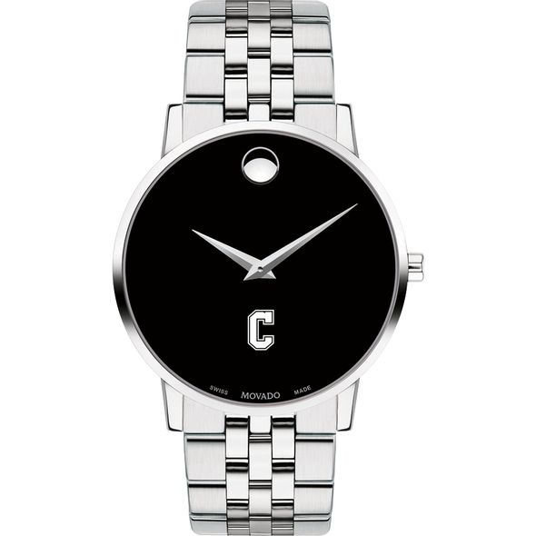 College of Charleston Men's Movado Museum with Bracelet - Image 2