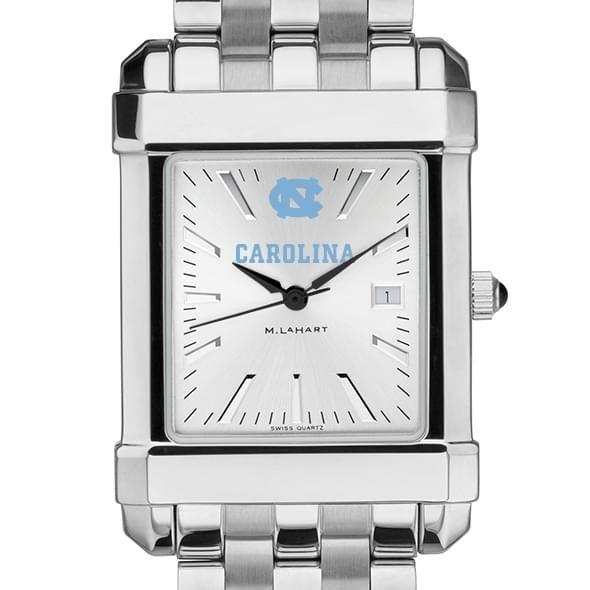 North Carolina Men's Collegiate Watch w/ Bracelet